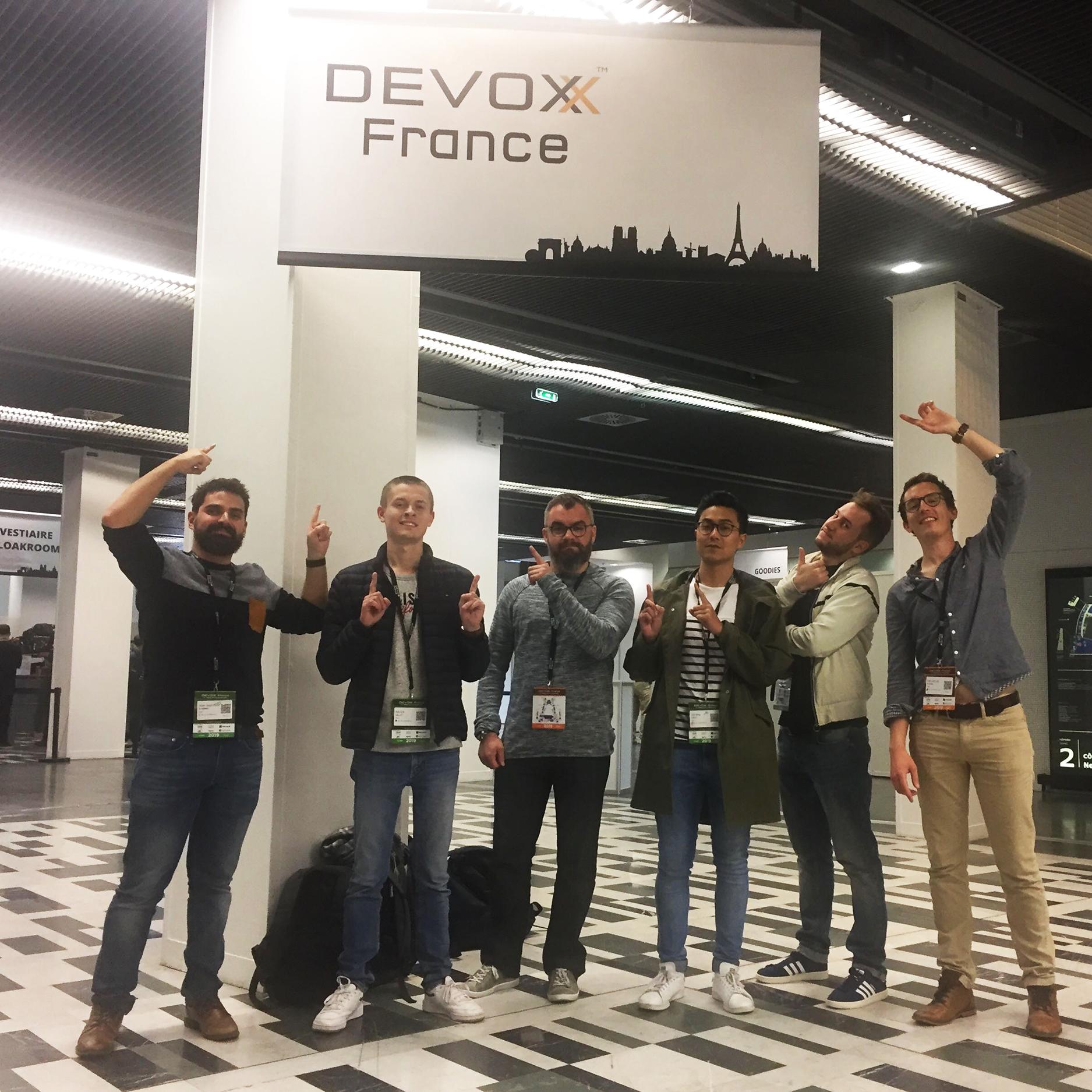 Vaduo au Devoxx